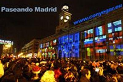 Acceso a Galería de Paseando Madrid